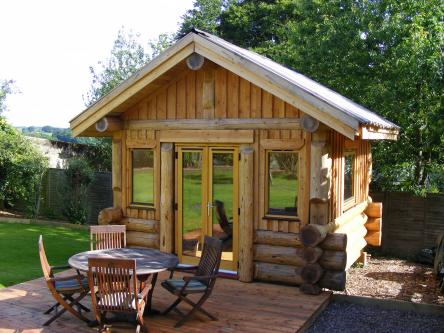 awesome summer log houses
