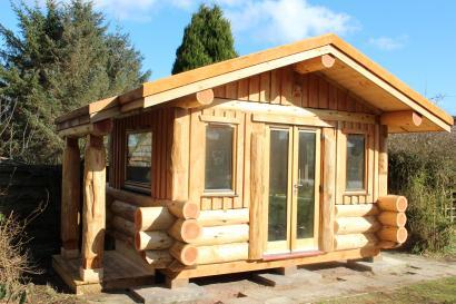 Peter & Jill's Garden Studio